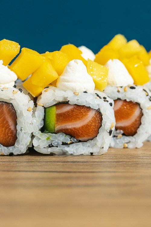 Cream Salmon Roll