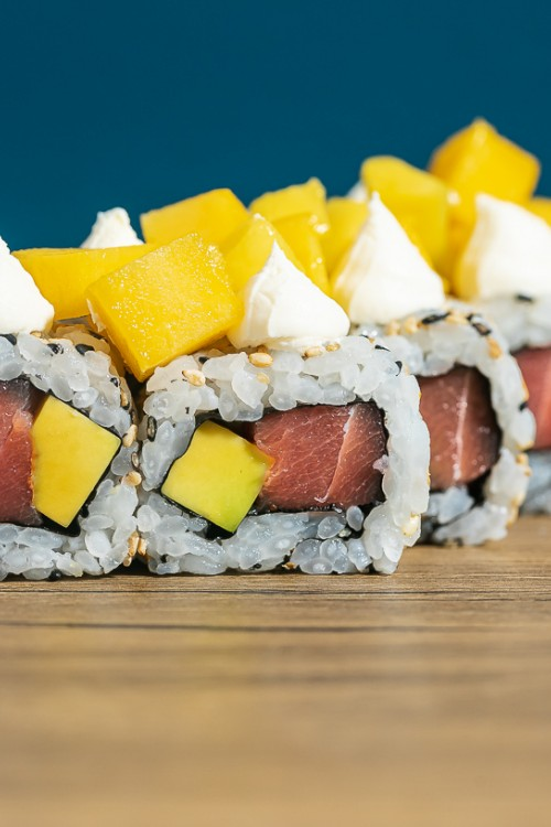 Cream Tuna Roll