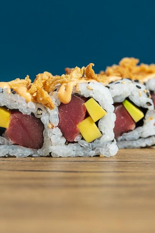 Cruncy Tuna Roll