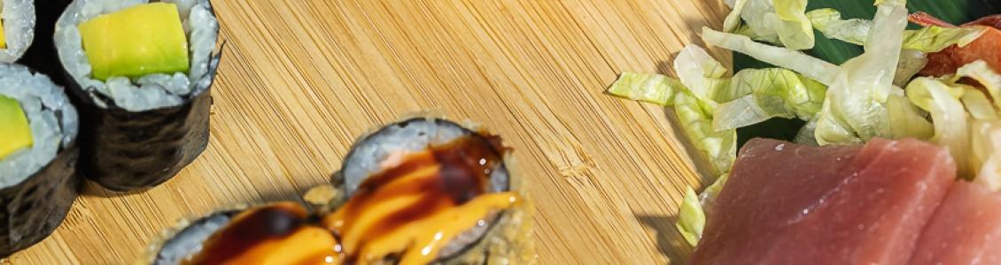 Sashimi - Prova il nostro sashimi