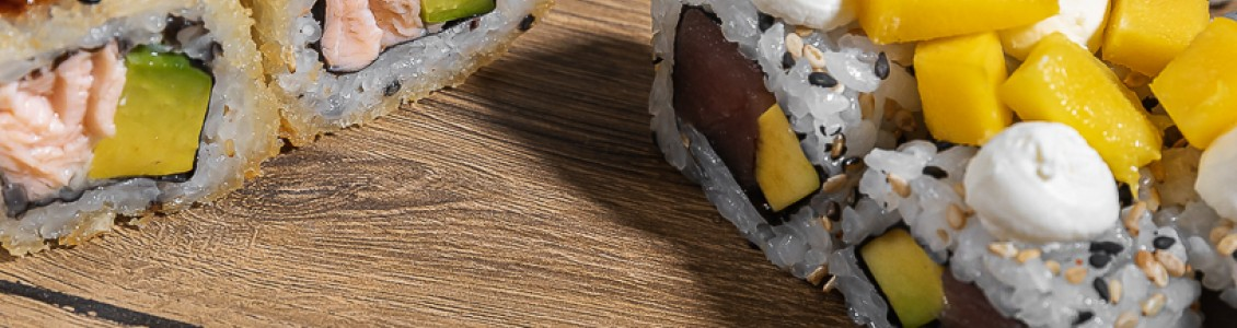 Sushi - Freschezza e qualità